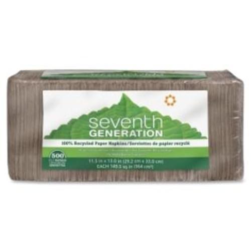 Seventh Generation (Price/PK)Seventh Generation 100% Recycled Napkins