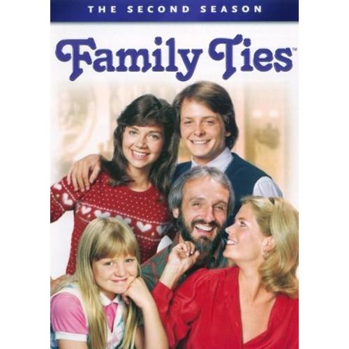 Family Ties: The Second Season [4 Discs] [DVD]