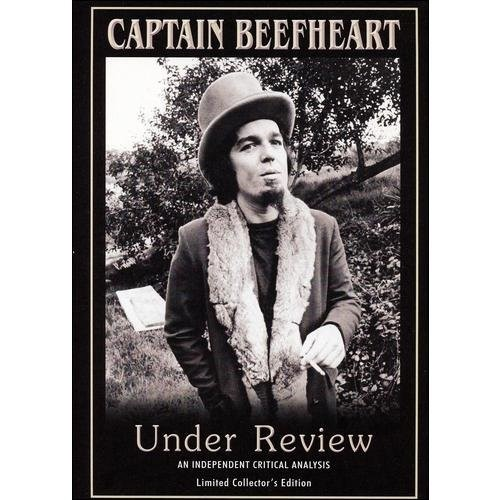 Captain Beefheart: Under Review [DVD]
