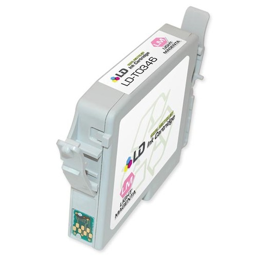 LD Remanufactured Light Magenta Ink for Epson T034620