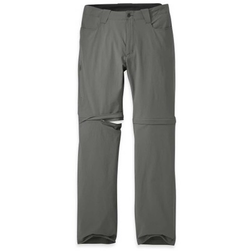 Outdoor Research Men's Ferrosi Convertible Pants [Pewter,30]