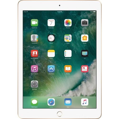 Apple - iPad (Latest Model) with WiFi - 128GB - G