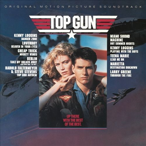 Top Gun [Original Motion Picture Soundtrack] [LP] - VINYL