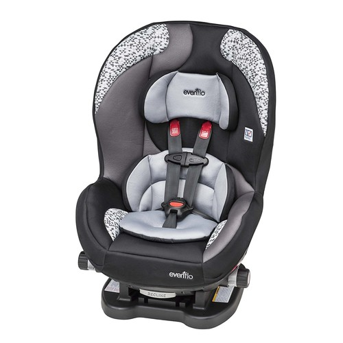 Evenflo Triumph65 LX Convertible Car Seat, Mosaic (Discontinued by Manufacturer)