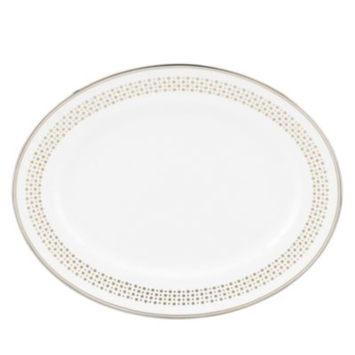 Richmont Road Oval Platter