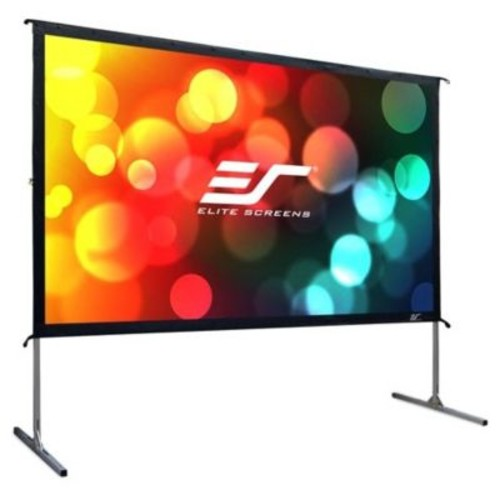 Elite Screens Yard Master OMS100HR2 Projection Screen - 100