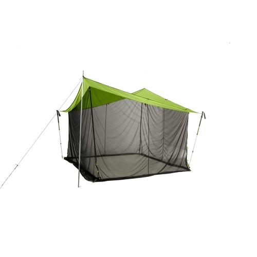 Nemo Bugout Shelter, 9 x 9 Green