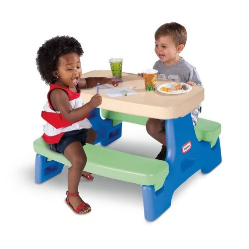 Little Tikes Endless Adventures(TM) EasyStore Jr. Play Table