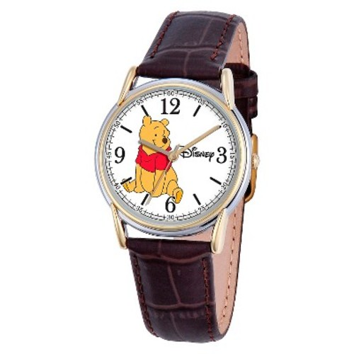 Men's Disney Winnie The Pooh Cardiff Watch - Brown