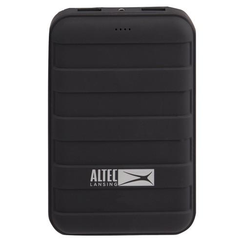 Altec Lansing Dual-USB Rugged Power Bank - 12,000mAh