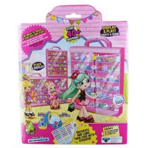 License 2 Play LTP-56446-C Shopkins Series 7 Collectors Case
