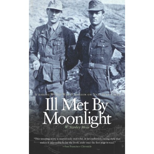 Ill Met By Moonlight (A Shot in the Dark Book 2)