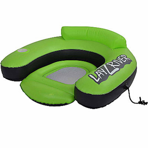 Blue Wave Sports Lay-Z-River Inflatable Lounge River Float