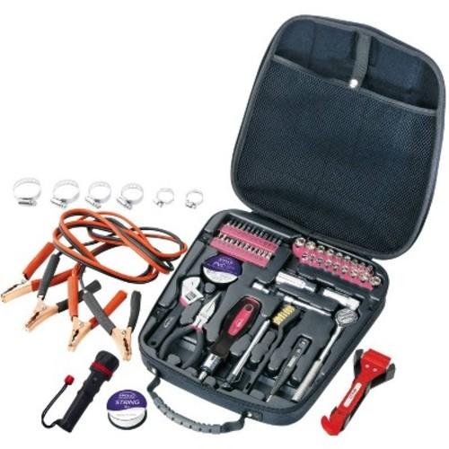 Apollo 64 Piece Travel and Automotive Tool Kit