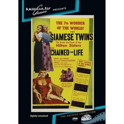 Chained for Life [DVD] [1951]