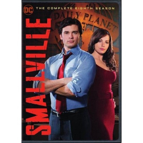 Smallville: The Complete Eighth Season (DVD) [Smallville: The Complete Eighth Season DVD]