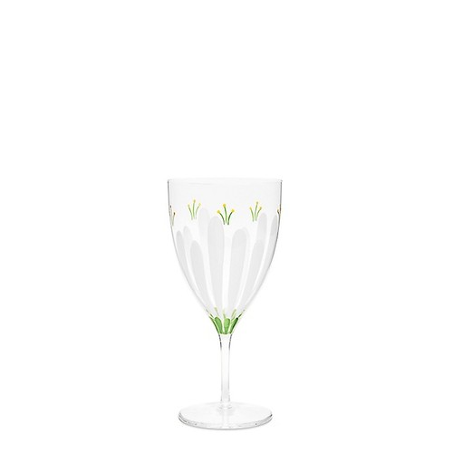 SPRING MEADOW WATER GLASS, SET OF 2