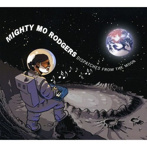 Dispatches from the Moon [CD]