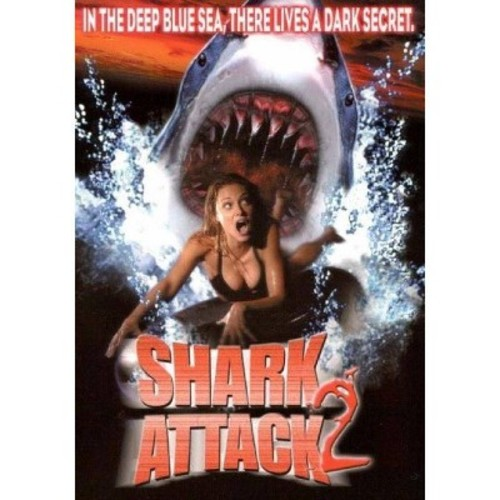 Shark attack 2 (DVD)