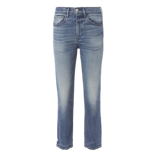 Vedder Shelter Straight Crop Jeans