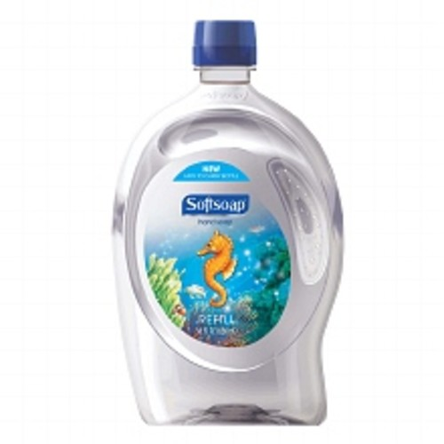Softsoap Liquid Moisturizing Hand Soap Refill Aquarium Series