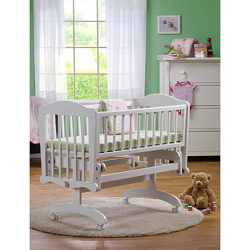 Sorelle Berkley Cradle - White