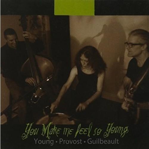 You Make Me Feel So Young [CD]