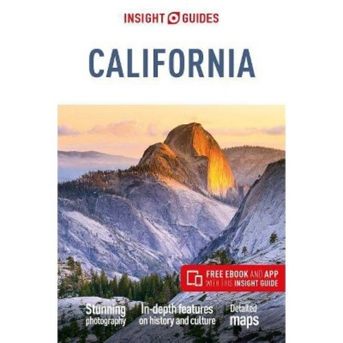 Insight Guides California (Paperback)
