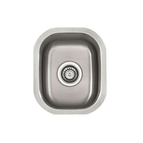 Lenova Stainless Steel 15-inch x 13-inch Bar Sink