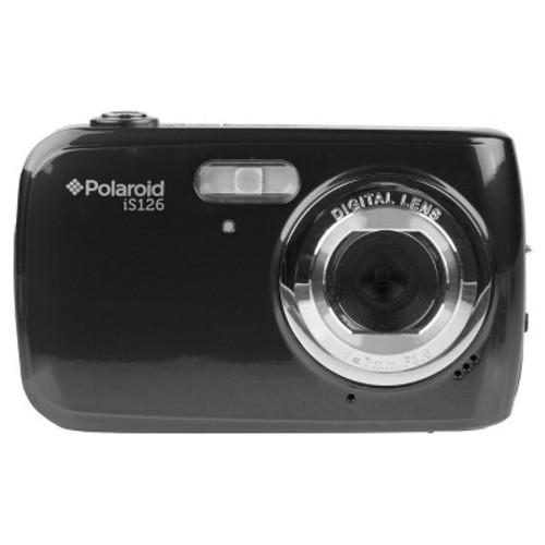 iS126 Digital Camera (Black)