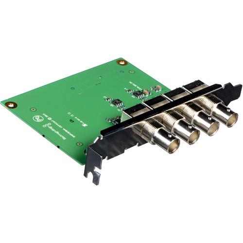 Decklink Quad 3G-SDI Mezzanine Card for Decklink 4K Extreme 12G