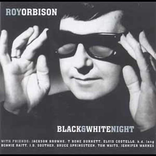 Black & White Night Roy Orbison Audio Compact Disc