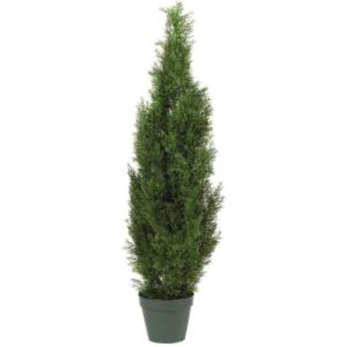 4 ft. Mini Cedar Pine Silk Tree