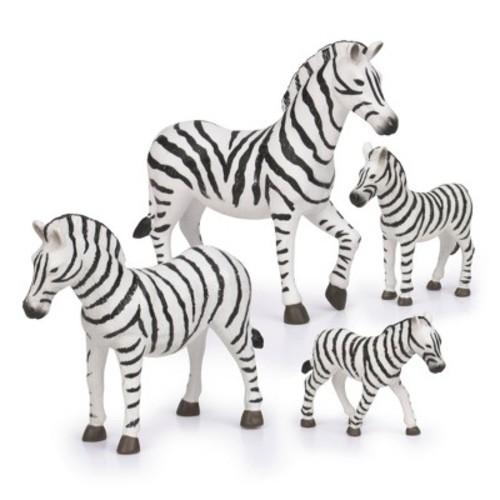 TERRA Zebra Family Figure Set