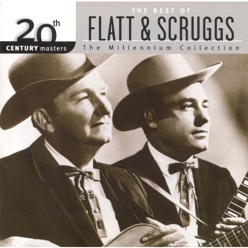 20th Century Masters - The Millennium Collection: The Best of Flat & Scruggs [CD]