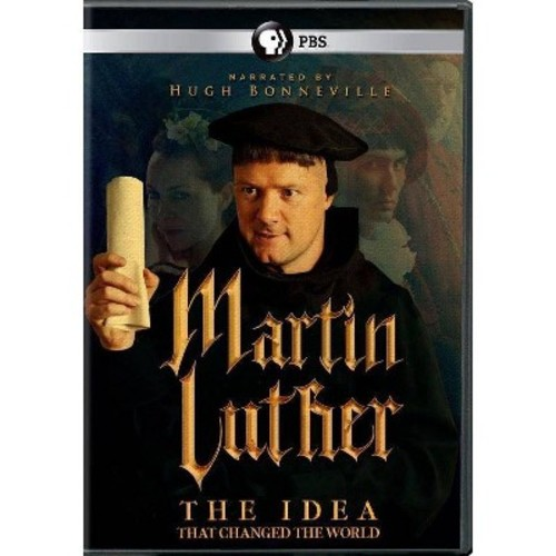 Martin Luther:Idea That Changed The W (DVD)