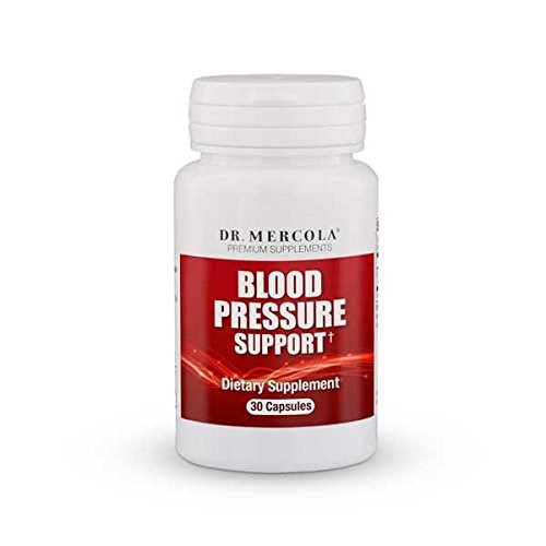 Dr. Mercola Blood Pressure Support -- 30 Capsules