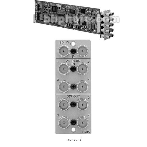 BKPFL605 Audio/Video Multiplexer