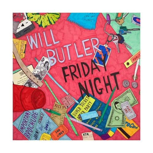 Friday Night /Butler,Wil Butler,Will