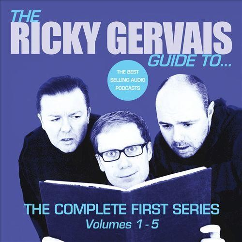The Ricky Gervais Guide To...: The Complete First Series, Vols. 1-5 [CD]