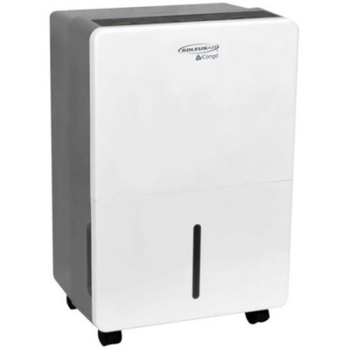 Soleus Air 45-Pint Portable Dehumidifier