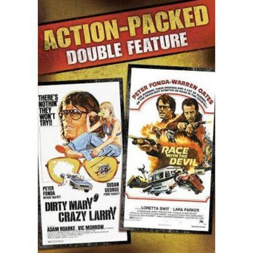 Dirty mary crazy larry/Race with the (DVD)