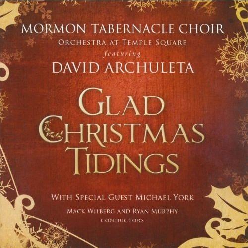 Glad Christmas Tidings [CD]