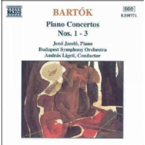 Various - Bartok: Rhapsodies Nos. 1 & 2