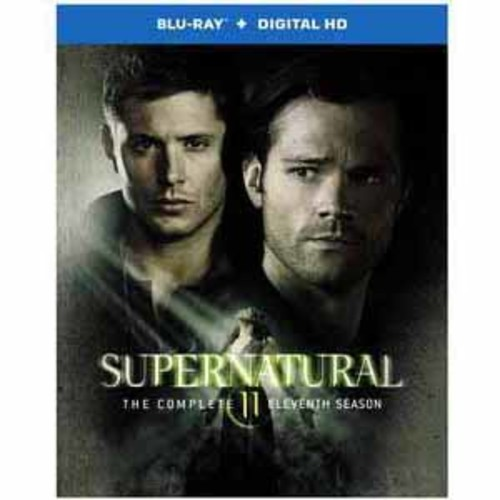 Supernatural: The Complete Eleventh Season [Blu-Ray] [Digital HD]