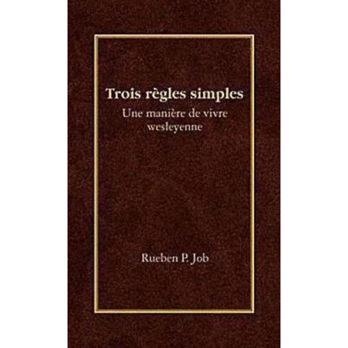Three Simple Rules (French)