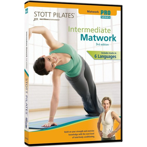 STOTT PILATES Intermediate Matwork DVD