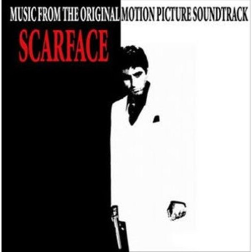 Scarface [Original Soundtrack] [LP] - VINYL