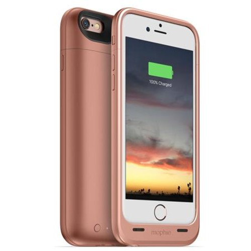 Mophie Juice Pack Air Battery Case for iPhone 6/6s, Rose G