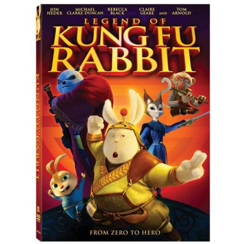 Legend of Kung Fu Rabbit (DVD) 2011